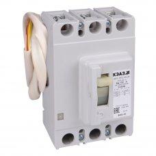 Выключатель автоматический ВА51-35М2-341816-160А-2000-690AC-НР230AC/220DC-УХЛ3-КЭАЗ
