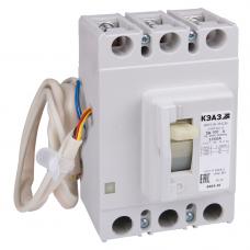 Выключатель автоматический ВА04-36-341216-40А-400-690AC-НР230AC/220DC-УХЛ3-КЭАЗ