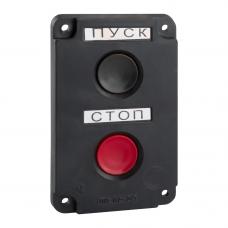 Пост кнопочный ПКЕ 112-2-У3-IP40-КЭАЗ