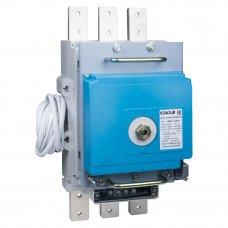 Автоматический выключатель ВА53-41-344730-1000А-690AC-НР230AC/220DC-ПЭ230AC-УХЛ3-КЭАЗ, ЭМ привод, стационарный