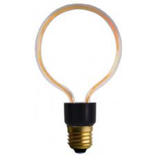 LED лампа VELMAX V-Filament-Decor-Груша, 4W, E27, 2700K, 260Lm
