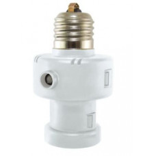 Датчик освітлення VELMAX V-LCS-81, AC220-240V, 60W, E27, (ST472)