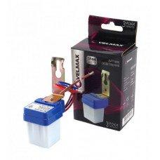 Датчик освітлення VELMAX V-LCS-70, AC220-240V, 6A, (ST301)