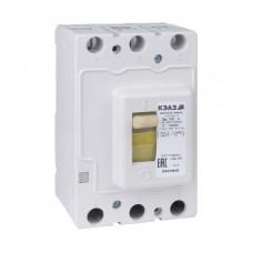 Автоматический выключатель ВА57Ф35-340010-31,5А-315-400AC-УХЛ3-КЭАЗ