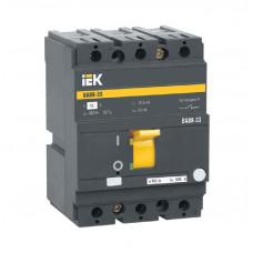 Автоматический выключатель ВА 88-33 3Р 160А 35кА IEK