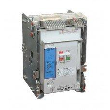 Выключатель автоматический  ВА07-М комб. расц. выдвиж. 3Р 1600А Icu=80кА IEK