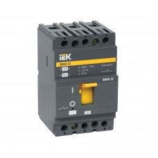 Автоматический выключатель ВА88-32 3Р 25А 25 кА IEK