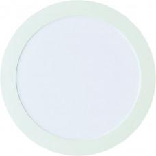 LED св-к LEBRON L-PR-1865, 18W, вб-ний, 6500K,  с блоком питания