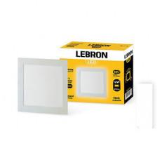 LED св-к LEBRON L-PS-2465, 24W, вс-ний, 6500K, с блоком питания.