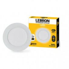 LED св-к LEBRON L-PR-941, 9W, вс-ый, 4100K, с блоком питания