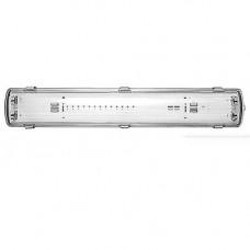 Светильник для LED ламп Т8 LEBRON L-2*600мм, G13, ІР65