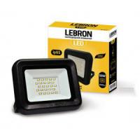 LED прожектор Lebron LF, 50W, 6200K, 4500Lm, угол 120 °