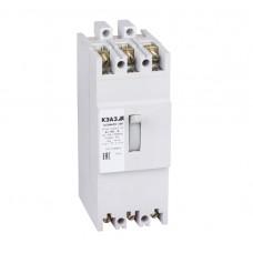 Автоматический выключатель АЕ2066М1-100-160А-10Iн-400AC-У3-КЭАЗ