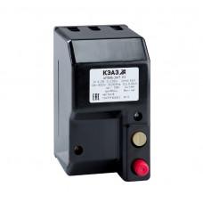 Автоматический выключатель  АП50Б-2МТ-2,5А-3,5Iн-400AC/220DC-У3-КЭАЗ