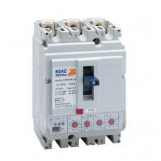 Автоматический выключатель OptiMat E100L 50А 10 In КЭАЗ