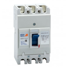 Автоматический выключатель OptiMat E100L 100А 10 In КЭАЗ