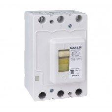 Автоматический выключатель ВА57Ф35-340010-16А-160-400AC-УХЛ3-КЭАЗ