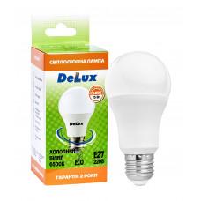 Лампа светодиодная DELUX BL60 15Вт 6500K Е27 холодный белый