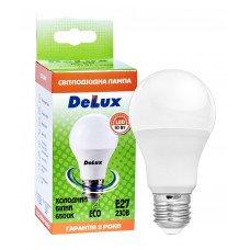 Лампа светодиодная DELUX BL60 10Вт 6500K Е27 холодный белый