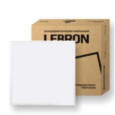 LED світильник LEBRON L-LPU, 50W, універсальний, 595*595mm, 4100К, 4000Lm
