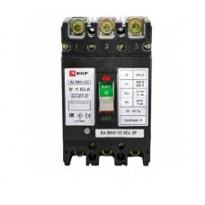 Автоматический выключатель ВА 99М-630 500А (аналог ВА-2004N/630 3р 630А АСКО)