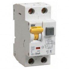 Автоматический выкл. дифф. тока АВДТ32  C6  30мА IEK