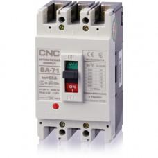 Автоматический выключатель ВА-71, 40А, 3Р, 380В, 20кА, CNC