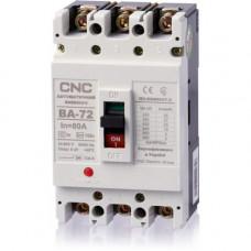 Автоматический выключатель ВА-72, 16А, 3Р, 380В, 30кА, CNC