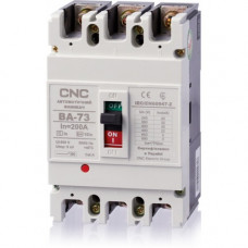 Автоматический выключатель ВА-73, 125А, 3Р, 380В, 40кА, CNC