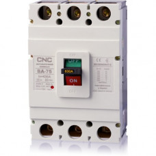 Автоматический выключатель ВА-75, 630А, 3Р, 380В, 55кА, CNC