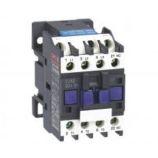 Контактор малогабаритный CJX2-К-1210, АС-3 380В (5,5 кВт), 12A, CNC