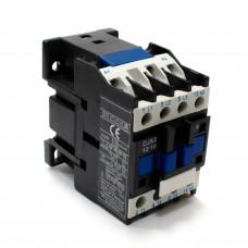 Контактор электромагнитный CJX2-1201, АС-3 380В (5,5 кВт), 12A, (серебро 85%), CNC