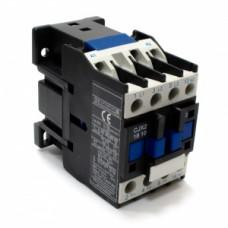 Контактор электромагнитный CJX2-1801, АС-3 380В (7,5 кВт), 18A, (серебро 85%), CNC
