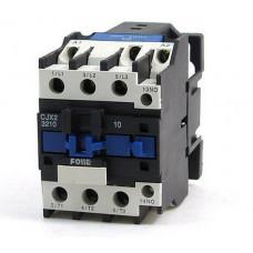 Контактор электромагнитный CJX2-3201, АС-3 380В (15 кВт), 32A, CNC