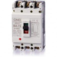 Автоматический выключатель ВА-72, 40А, 3Р, 380В, 30кА, CNC