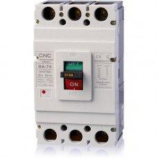 Автоматический выключатель ВА-74, 350А, 3Р, 380В, 50кА, CNC