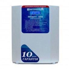 Стабилизатор напряжения INFINITY 5000 Укртехнология