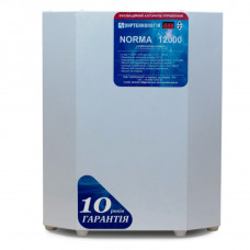 Стабилизатор напряжения NORMA 12000 Укртехнология
