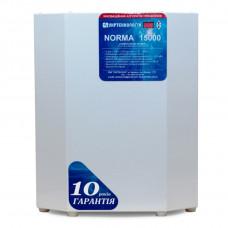 Стабилизатор напряжения NORMA 15000 Укртехнология