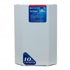 Стабилизатор напряжения NORMA 20000 Укртехнология