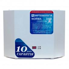 Стабилизатор напряжения NORMA 3500 Укртехнология
