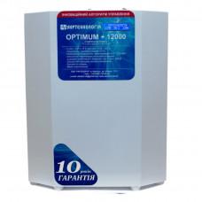 Стабилизатор напряжения OPTIMUM+ 12000 Укртехнология