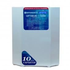 Стабилизатор напряжения OPTIMUM+ 15000 Укртехнология
