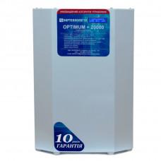 Стабилизатор напряжения OPTIMUM+ 20000 Укртехнология