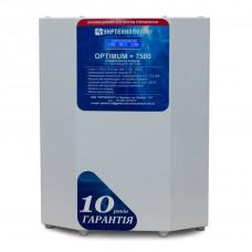 Стабилизатор напряжения OPTIMUM+ 7500 Укртехнология