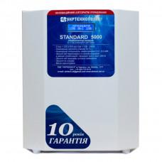 Стабилизатор напряжения STANDARD  5000 Укртехнология