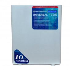 Стабилизатор напряжения UNIVERSAL 12000 Укртехнология