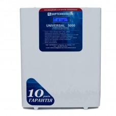 Стабилизатор напряжения UNIVERSAL 5000 Укртехнология