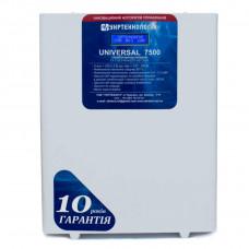 Стабилизатор напряжения UNIVERSAL 7500 Укртехнология