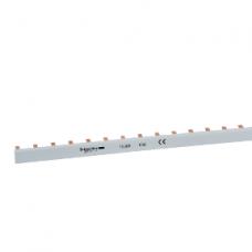 Шина гребенчатая для ВА63 1П 1 МЕТР Schneider Electric